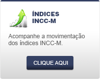 Índices INCC-M: Acompanhe a movimentação dos índices INCC-M